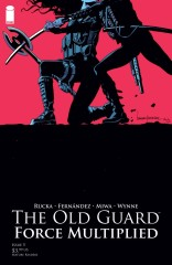 The Old Guard: Force Multiplied #5 (of 5)