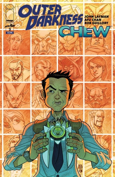 Outer Darkness/Chew #2 (of 3)