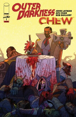 Outer Darkness/Chew #1 (of 3)