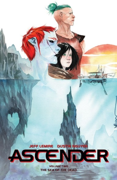 Ascender, Vol. 2: The Dead Sea TP
