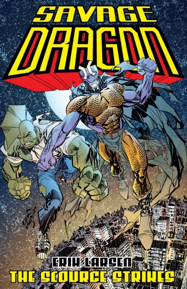 Savage Dragon: The Scourge Strikes TP