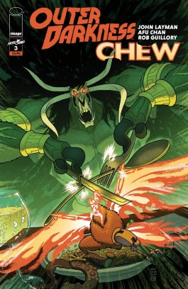 Outer Darkness/Chew #3 (of 3)