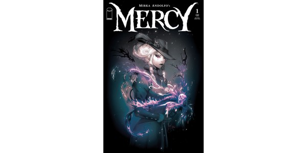 ENTIRE 60K PRINT RUN OF MERCY WIPED OUT, REPRINT COVER ART REVEALED, SIGNING TOUR DATES ANNOUNCED