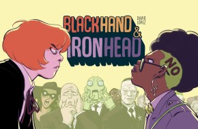 Blackhand & Ironhead, Vol. 1 HC