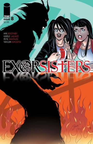 Exorsisters #8