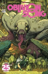 Oblivion Song By Kirkman & De Felici #25