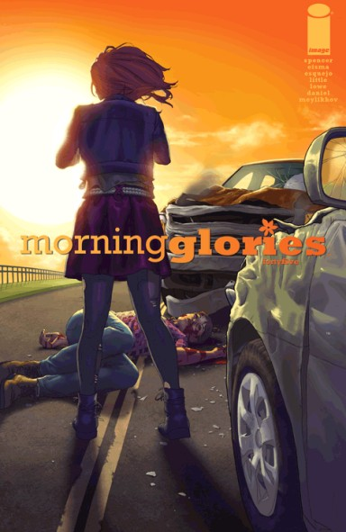 Morning Glories #45