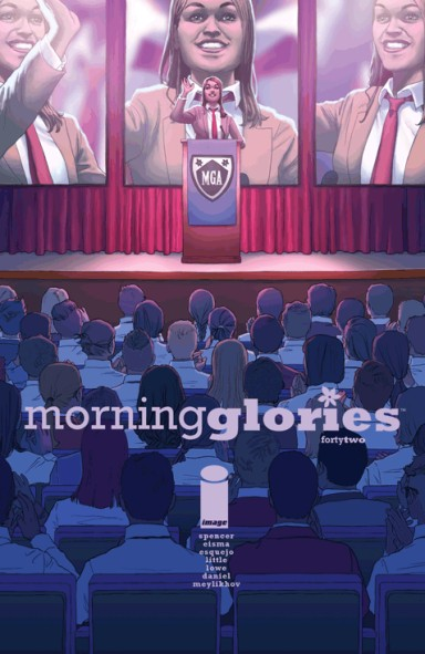 Morning Glories #42