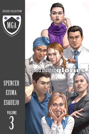 Morning Glories Deluxe Edition, Vol. 3 HC