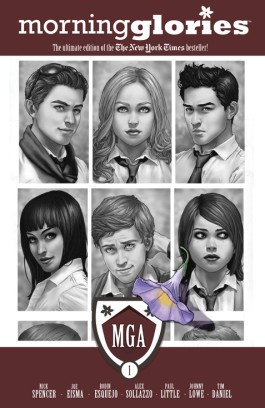 Morning Glories, Vol. 1 Compendium TP