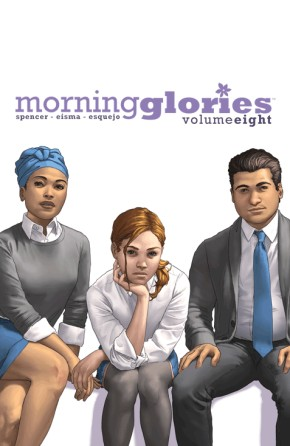 Morning Glories, Vol. 8 Tp