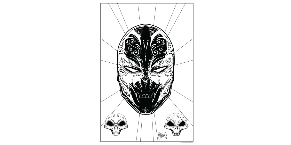 - Image Comics' Free Printable Coloring Book Pages - Week 1 Image Comics