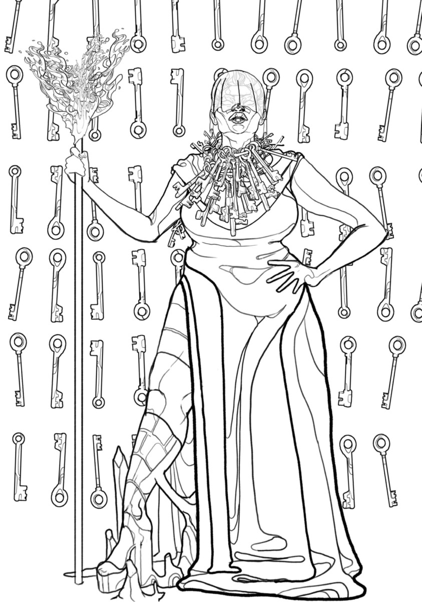 Odyc coloringbook Page 25