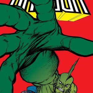 Cover drawn by Erik Larsen & inked by Ryan Ottley