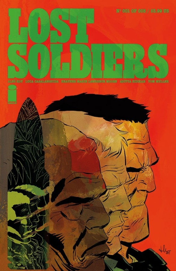 Lost Soldiers #1 Of 5
