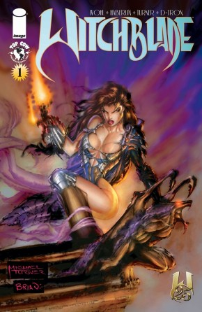 Witchblade #1, 25th Anniversary Edition