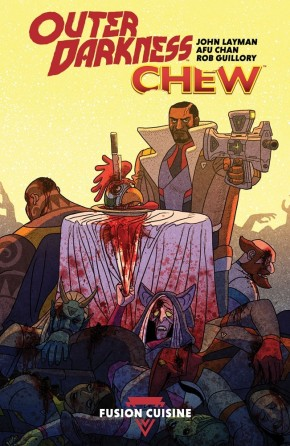 Outer Darkness/Chew: Fusion Cuisine TP