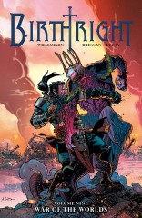 Birthright, Vol. 9: War of the Worlds TP