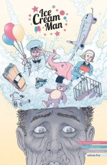 Ice Cream Man, Vol. 5: Other Confections TP