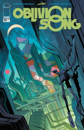 Oblivion Song By Kirkman & De Felici #26