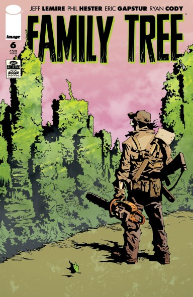Family Tree #6 | Image Comics