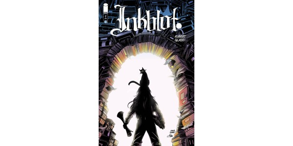 SABRINA THE TEENAGE WITCH MEETS AMULET IN MAGICAL NEW SERIES INKBLOT BY EMMA KUBERT & RUSTY GLADD COMING THIS SEPTEMBER