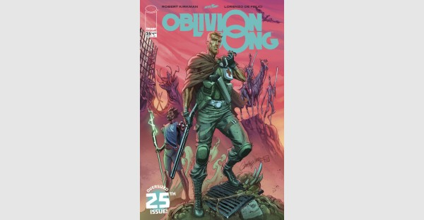 OBLIVION SONG #25 KICKS OFF NEW STORY ARC THIS JULY, J. SCOTT CAMPBELL COVER REVEALED