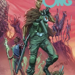 Oblivion Song by Kirkman & De Felici #25 Cover E by Campbell (Diamond Code APR208101)