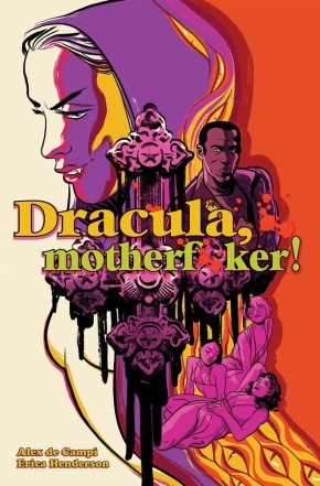 Dracula Motherf**ker by Alex DeCampi and Erica Henderson