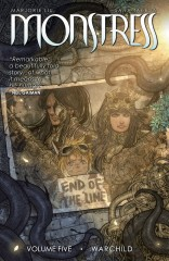 Monstress, Vol. 5: Warchild TP