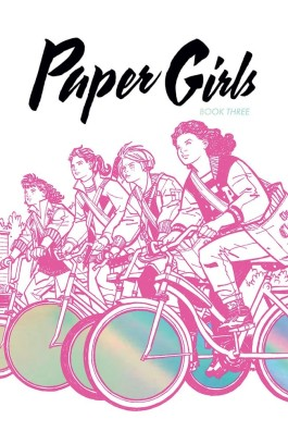 Paper Girls Deluxe Edition, Book Three HC
