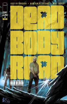 Dead Body Road: Bad Blood #4 (of 6)