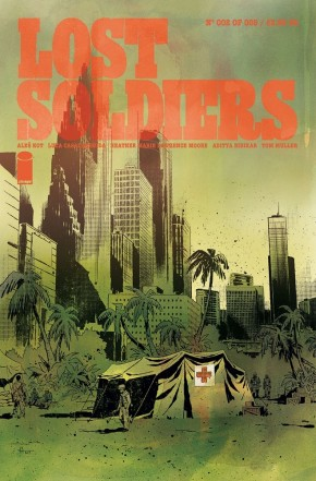 Lost Soldiers #2 (of 5)