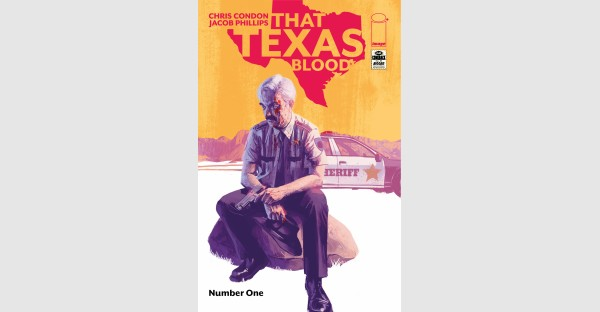 THAT TEXAS BLOOD RAISES THE STAKES WITH FAST-TRACKED REPRINT