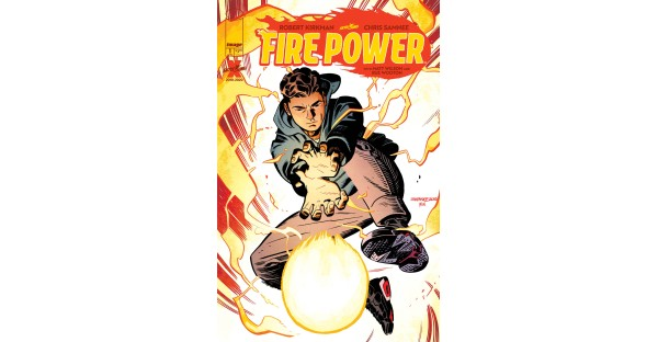 FIRE POWER #1 ON SALE IN AUGUST WILL FEATURE NEW COVER ART Edit Subject