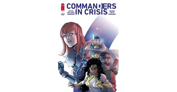 NEW SERIES COMMANDERS IN CRISIS TAKES FLIGHT THIS OCTOBER FROM IMAGE COMICS