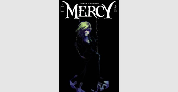 MERCY #3 LURES IN MORE READERS, COURTS SECOND PRINTING