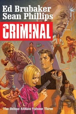 Criminal Deluxe Edition, Vol. 3 HC