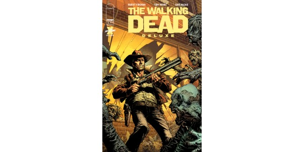 THE WALKING DEAD SERIES WILL BE IN FULL COLOR FOR THE FIRST TIME THIS OCTOBER
