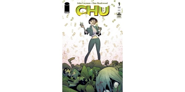 CHU #1 DEVOURED BY NEW READERS & LONGTIME CHEW FANS, RUSHED BACK TO PRINT
