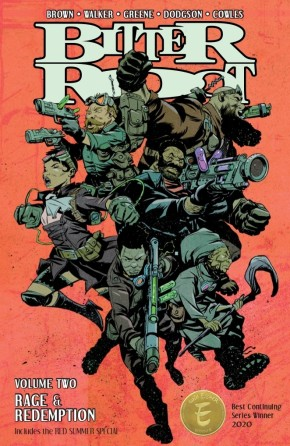Bitter Root, Vol. 2: Rage & Redemption TP