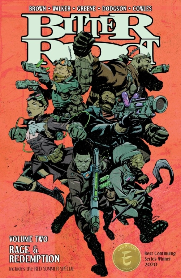 Bitter Root, Vol. 2: Rage & Redemption TP | Image Comics
