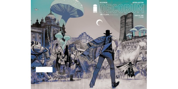 DECORUM RUSHED BACK TO PRINT IN ORDER TO KEEP UP WITH SERIES GROWTH