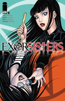 EXORSISTERS #9