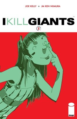 I Kill Giants #2