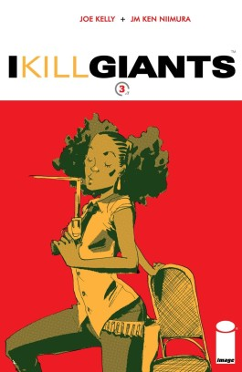 I Kill Giants #3