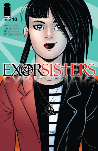 EXORSISTERS #10
