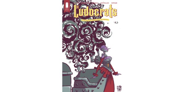 SMOKING HOT VARIANT BY SKOTTIE YOUNG SETS THE LUDOCRATS CONCLUSION AFLAME