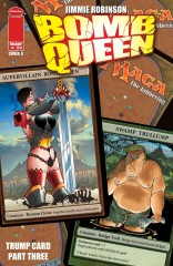 Bomb Queen: Trump Card #3 (OF 4)