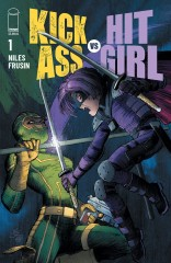 Kick-Ass Vs. Hit-Girl #1 (OF 5)